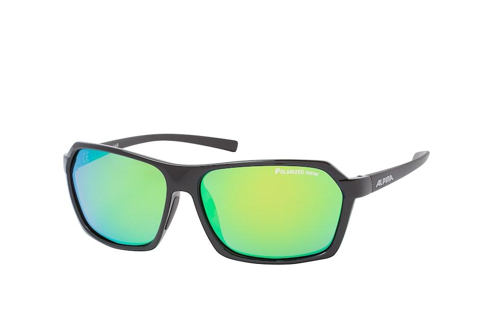 Finety P A8620.5.31, Sporty Sonnenbrillen, Schwarz