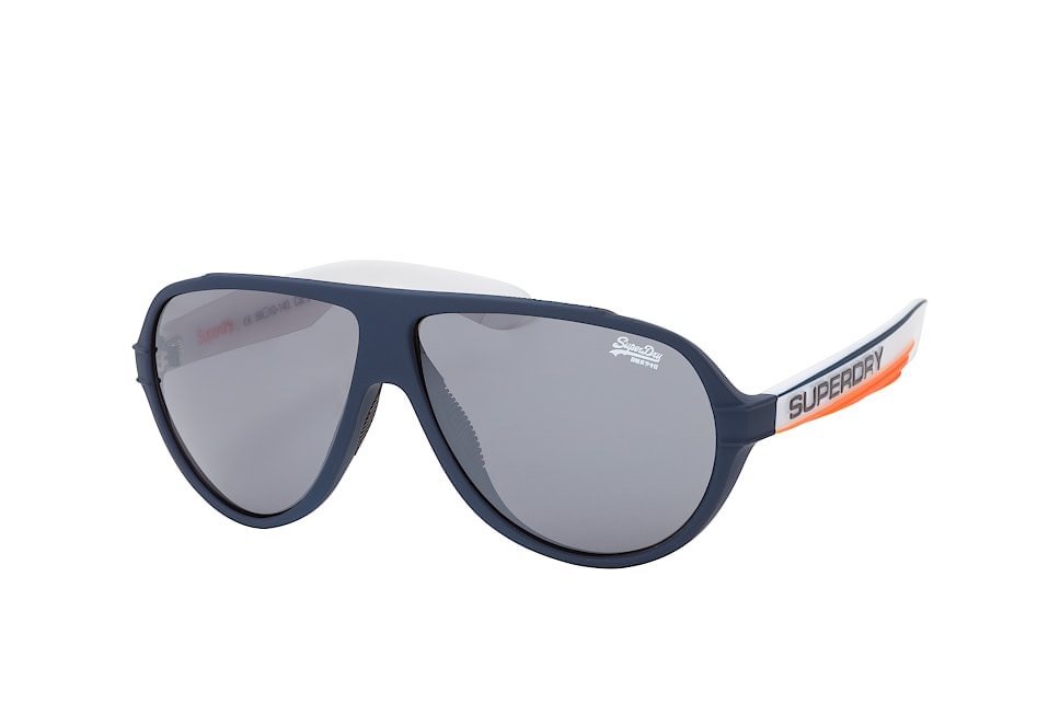 Downtown 106, Aviator Sonnenbrillen, Blau