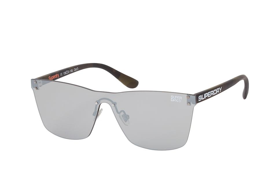 Electroshock 170, Singlelens Sonnenbrillen, Grau