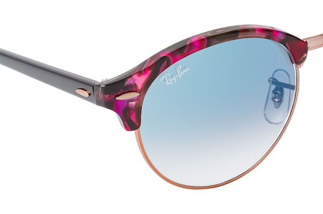 Ray-Ban Clubround RB 4246 1257/3F perspective view