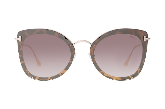 Tom Ford Charlotte FT 0657/S 52G Perspektivenansicht