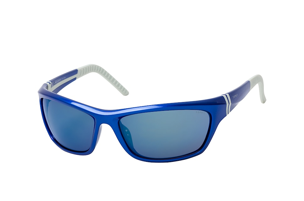 ET 19648 543, Sporty Sonnenbrillen, Blau