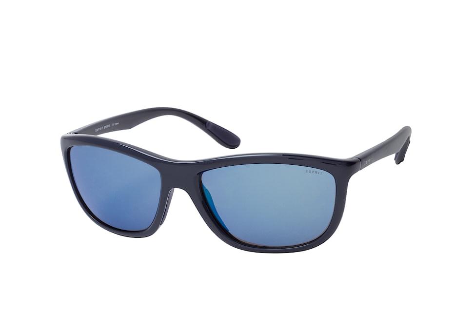 ET 19649 543, Square Sonnenbrillen, Blau