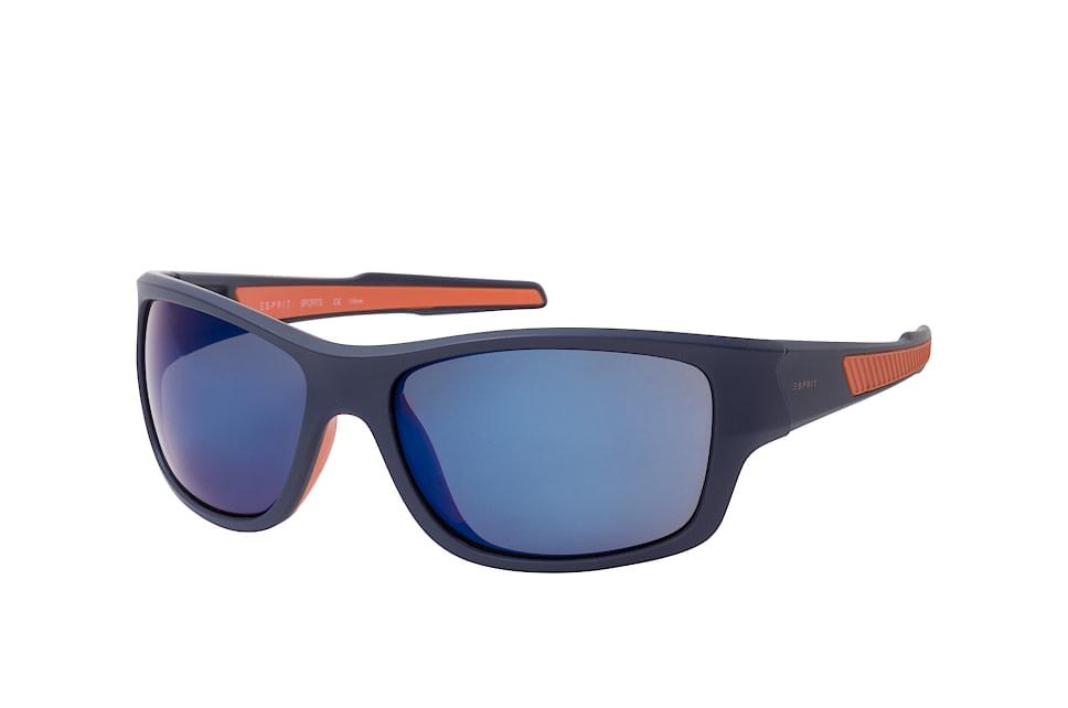 ET 19638 543, Sporty Sonnenbrillen, Blau