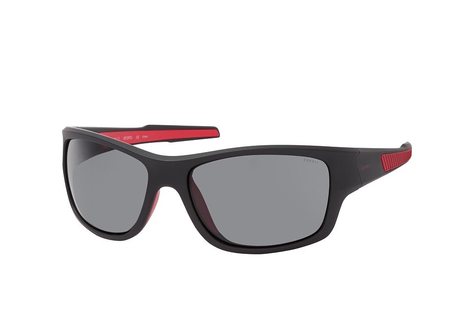 ET 19638 538, Sporty Sonnenbrillen, Schwarz