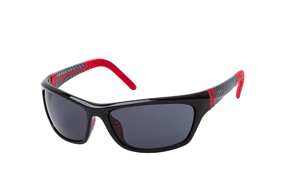 ET 19648 538, Sporty Sonnenbrillen, Schwarz