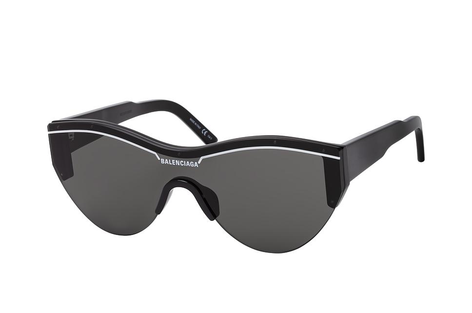 balenciaga -  BB 0004S 001,   Sonnenbrille, Unisex