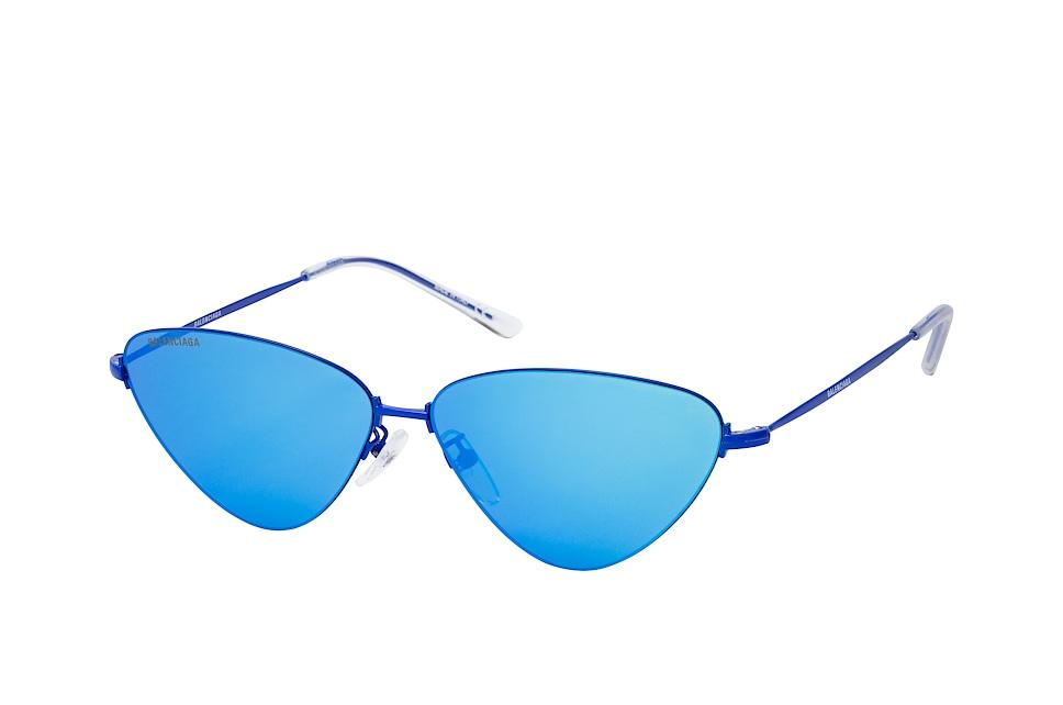 balenciaga -  BB 0015S 003, Cat Eye Sonnenbrille, Damen