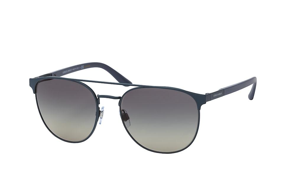 AR 6083, Square Sonnenbrillen, Silber