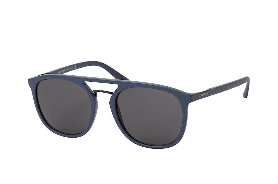 AR 8118, Square Sonnenbrillen, Blau