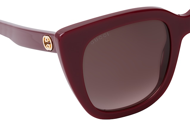 Gucci GG 0163S 007 perspective view