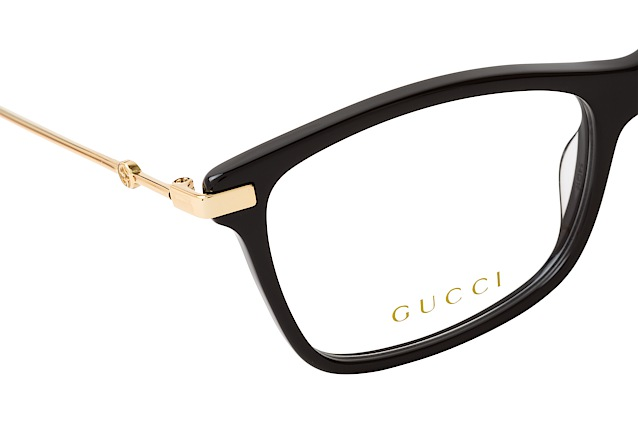 Gucci GG 0513O 001 perspective view