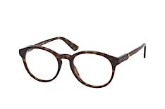 Binde Brille Brillenfassung Braun Hornoptik Panto Rund Schwarze Bügel Gr Brillen M Die Neueste Mode