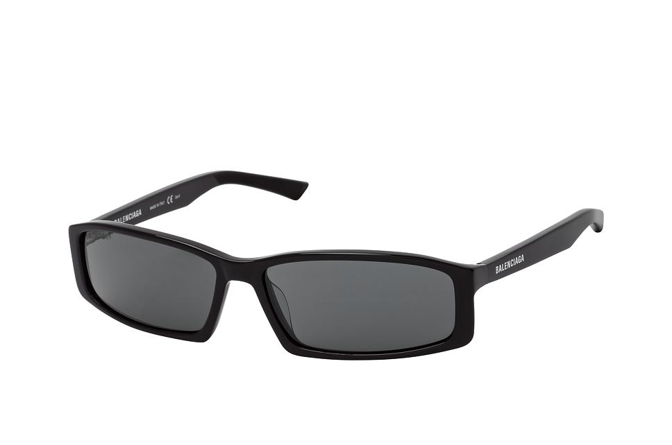 balenciaga -  BB 0008S 001, Quadratische Sonnenbrille, Unisex