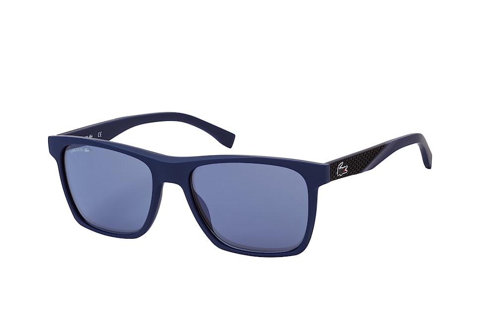 L 900S, Rectangle Sonnenbrillen, Blau