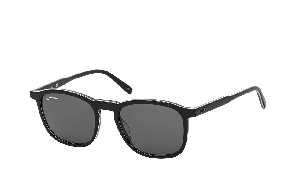L 901S, Rectangle Sonnenbrillen, Gruen