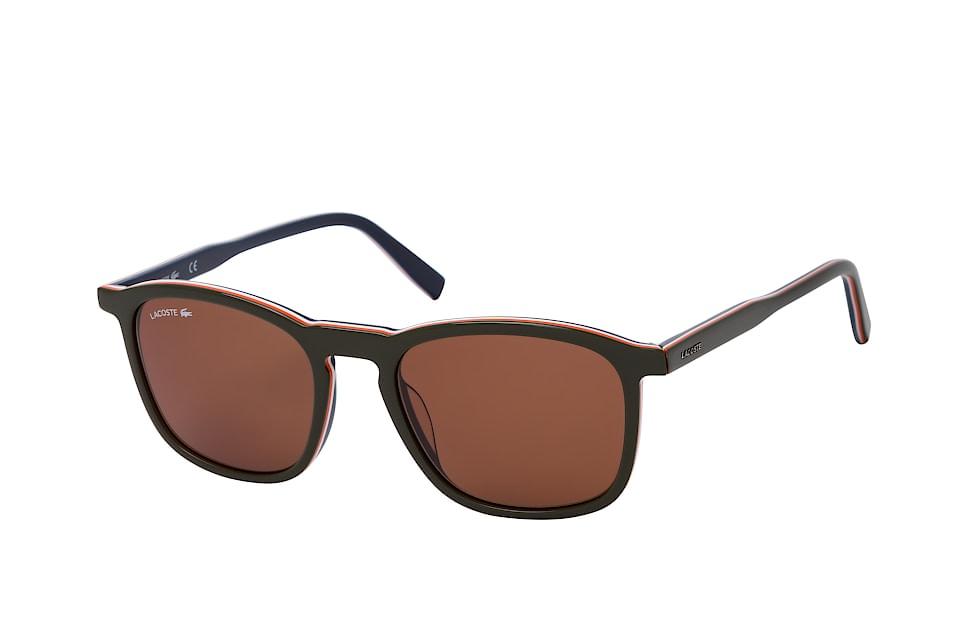 L 901S, Rectangle Sonnenbrillen, Blau