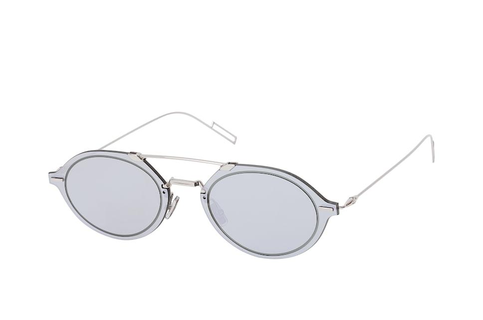 chroma 3, Round Sonnenbrillen, Silber