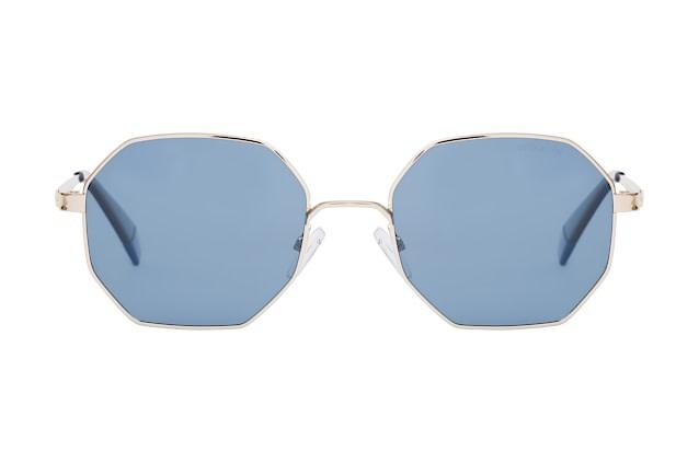 Sunglasses Polaroid Polarized Pld 6067//S Lks Xn Gold Blue