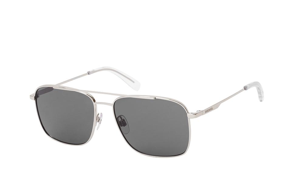 DL 0295, Aviator Sonnenbrillen, Silber