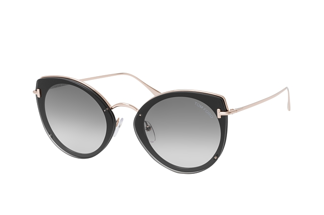Tom Ford Jess FT 0683 01B Perspektivenansicht