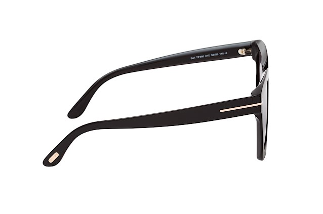 Tom Ford Sari FT 0690 01C vista en perspectiva