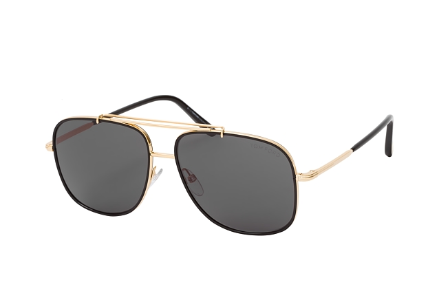 Tom Ford Benton FT 0693 30A Perspektivenansicht