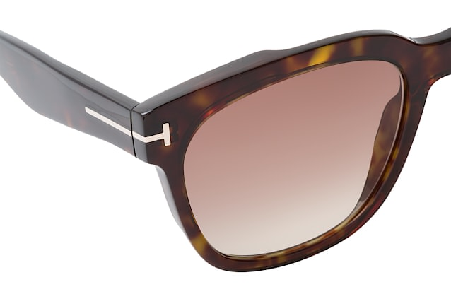 Tom Ford Rhett FT 0714 52F Perspektivenansicht