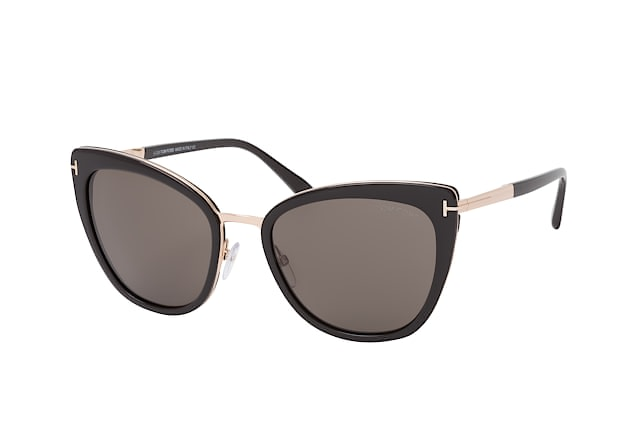 Tom Ford Simona FT 0717 01A perspective view