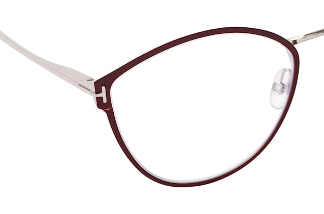 Tom Ford FT 5573-B 69 vue en perpective