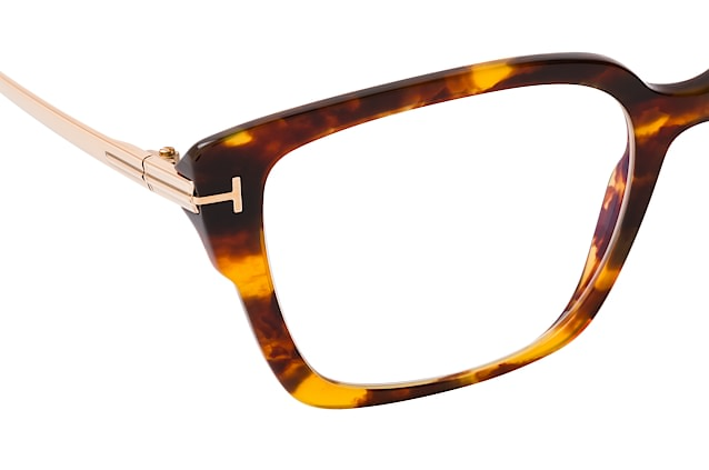 Tom Ford FT 5579-B 52 Perspektivenansicht