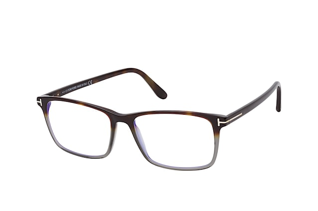 Tom Ford FT 5584-B 56 perspective view