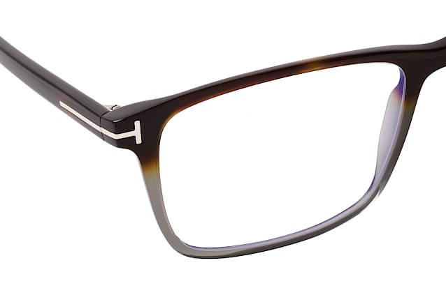 Tom Ford FT 5584-B 56 vue en perpective