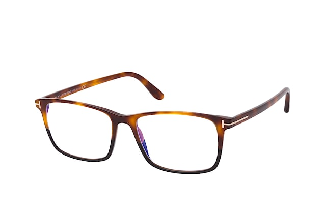Tom Ford FT 5584-B 53 vista en perspectiva