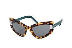 Prada CATWALK PR 11VS 4726Q0, Cat Eye Sonnenbrille, Damen - Preisvergleich