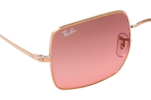 Ray-Ban SQUARE RB 1971 9151AA perspective view