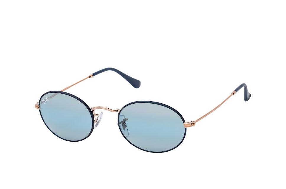 RB 3547, Round Sonnenbrillen, Blau