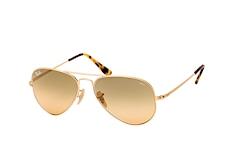ray-ban-ray-ban-rb-3689-aviator-sonnenbrillen-goldfarben