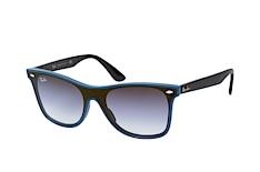 ray-ban-blaze-wayfarer-rb-4440n-64170s-singlelens-sonnenbrillen-blau