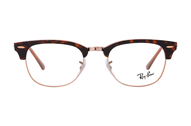 Ray-Ban Clubmaster RX 5154 5884 large perspective view
