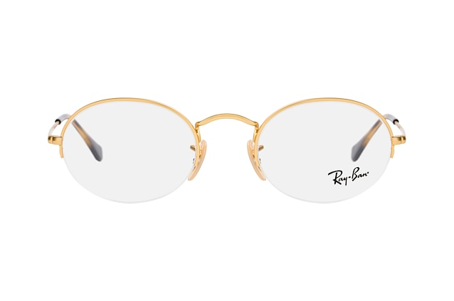 Ray-Ban RX 6547 3033 S perspective view