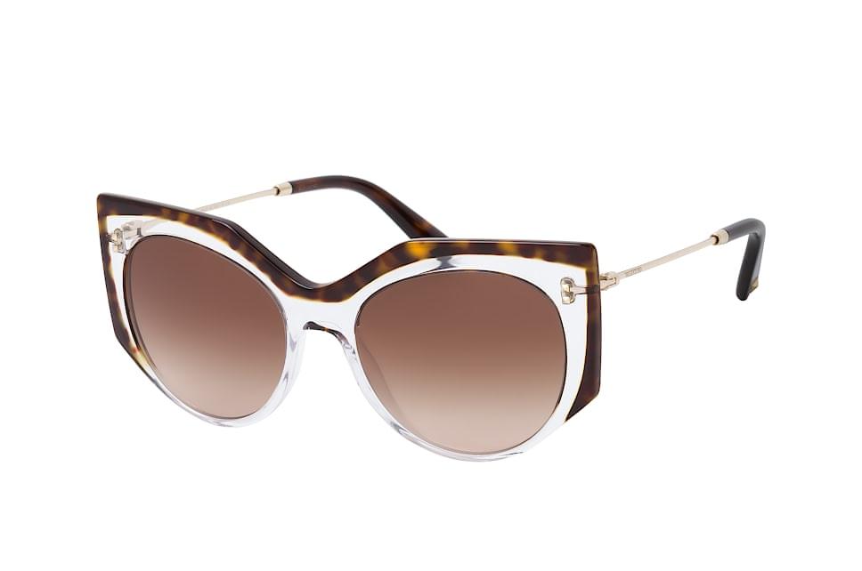 VA 4033, Round Sonnenbrillen, Braun