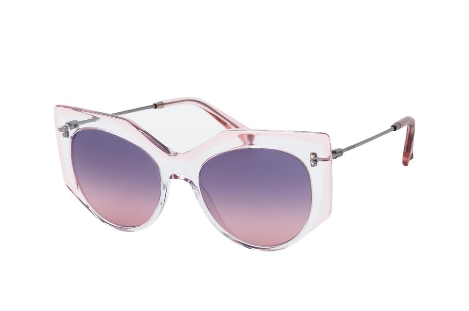 VA 4033, Round Sonnenbrillen, Rosa