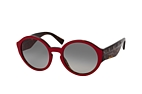 Valentino VA 4047 512413 Havana / Red / Gradient grey perspective view thumbnail