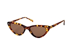 CO Optical Jade 2076 001 Havana / Brun vue en perpective Thumbnail