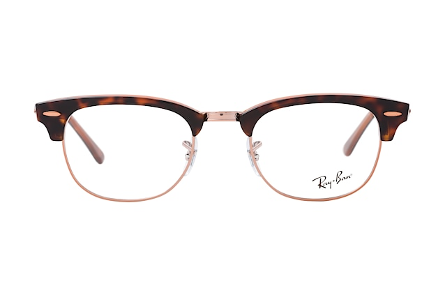 Ray-Ban Clubmaster RX 5154 5884 small perspective view