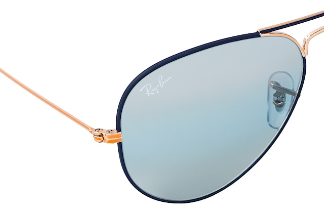Ray-Ban Aviat. Large M RB 3025 9156/AJ vue en perpective