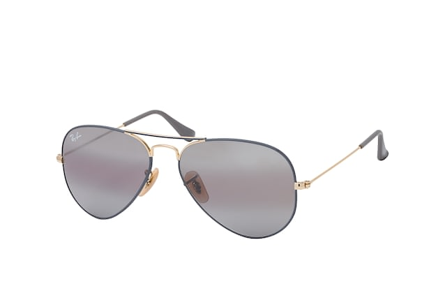 Ray-Ban Aviat. Large M RB 3025 9154/AH Perspektivenansicht