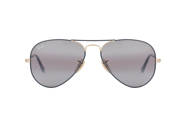 Ray-Ban Aviat. Large M RB 3025 9154/AH vue en perpective