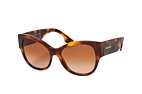 Burberry BE 4294 375787 Havana / Brown perspective view thumbnail